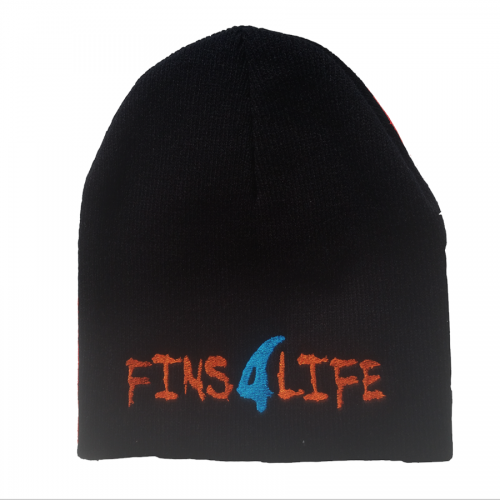 Fins4Life™ Skullies and Beanies