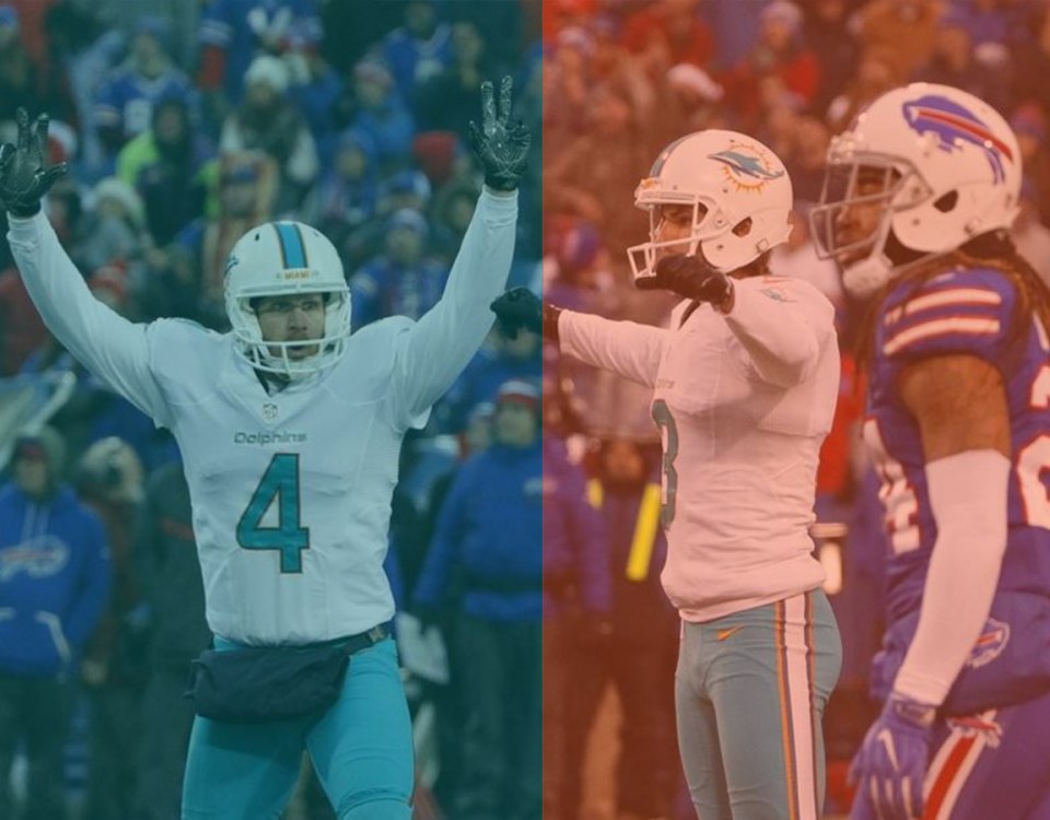 Miami Dolphins Clinch
